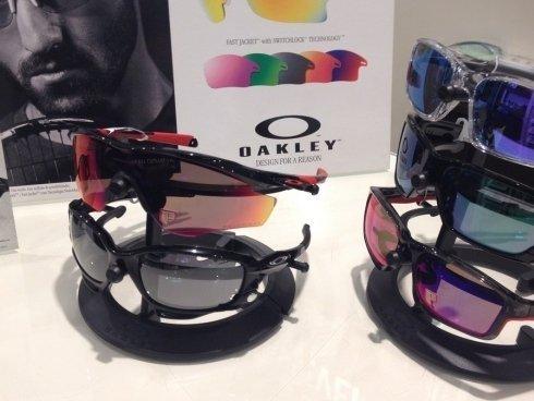 Occhiali da sole sportivi Oakley