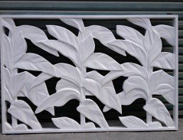 FRP panel for Kings' Land by Hilton in Waikoloa, HI
