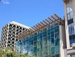 Fiberglass Reinforced PlasticTrellis Waikiki Shopping Plaza