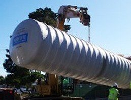 Containment Solutions Underground Storage Tank