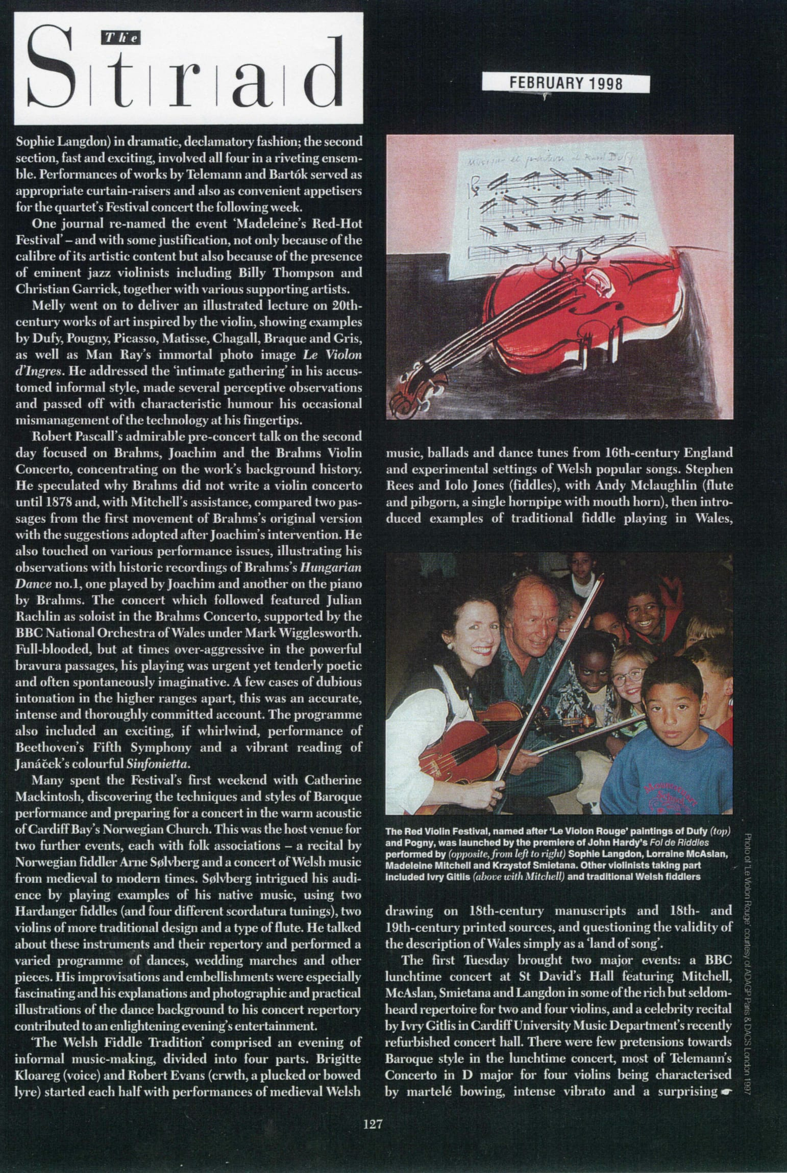 The Strad – Red Violin festival page 2/3