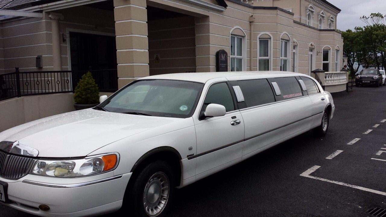 private limousine for hire