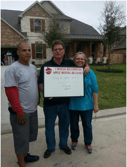 Moving Company Houston, TX