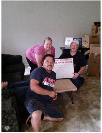 Moving Company Katy, TX