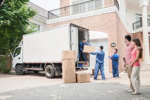 Residential Movers Houston, TX