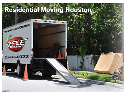 Residential Movers Katy, TX