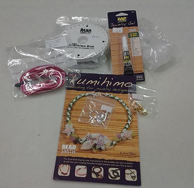 Beautiful crafts items