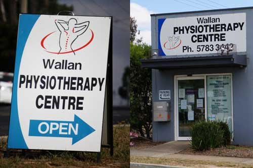 Front view of Wallan Physiotherapy Centre