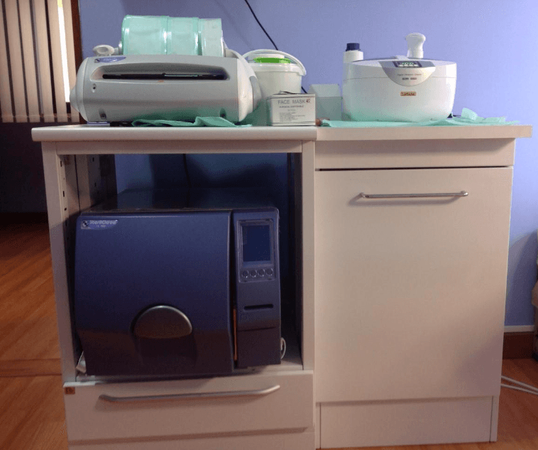 macchinari studio podologico