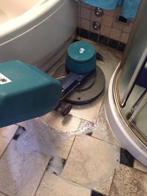 macchinari professionali per pulizia