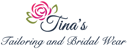 Tina's Tailoring and Bridal Wear logo