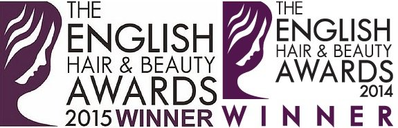 THE ENGLISH HAIR & BEAUTY AWARDS 2015 logo