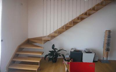 scale in legno pordenone