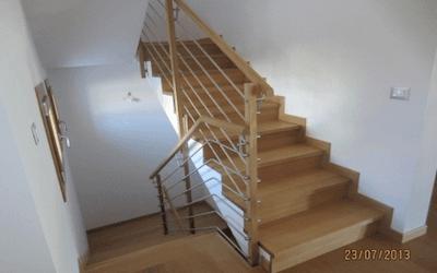 rivestimenti in legno per scale