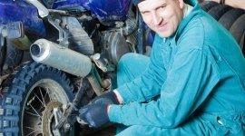 riparazione bici, moto nuove, cambio pneumatici moto