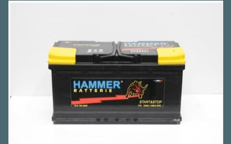 Vendita batterie Hammer