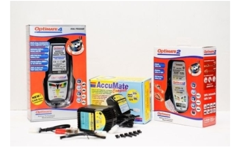 Accessori per carica batterie