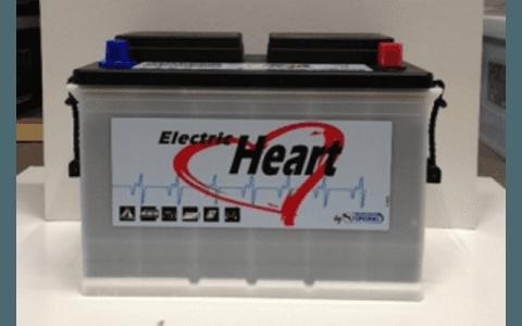 Batteria autoveicolo HEART