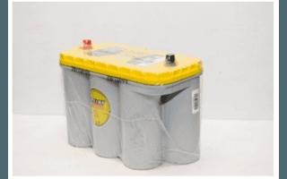 Batteria modello Optima Yellow