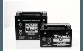 Tipologia batteria YUASA