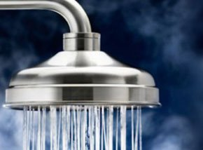una doccia
