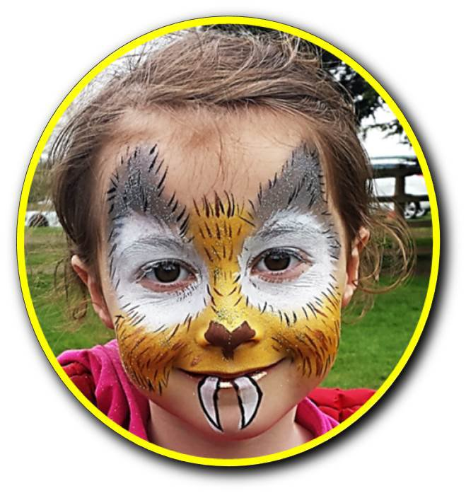 Face paint themes