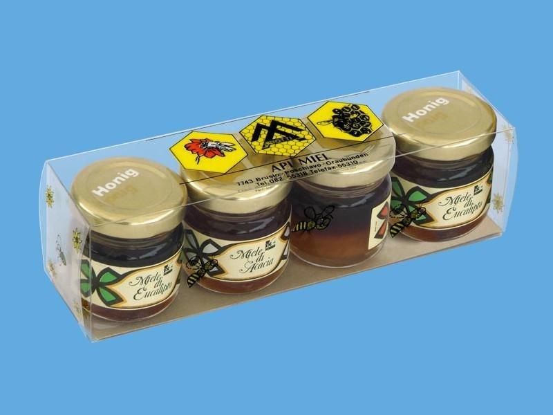 astuccio miele e confetture