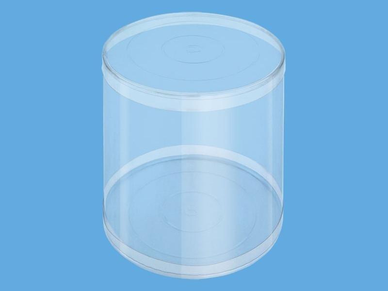 cilindro largo pvc