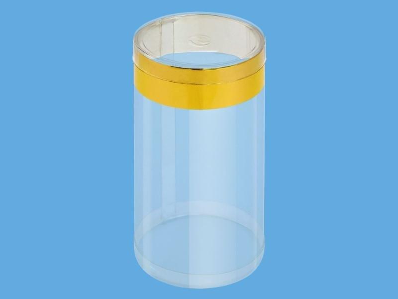 cilindro dettaglio oro