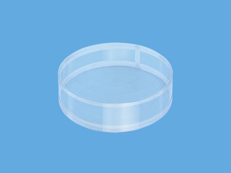 cilindro piatto in pvc