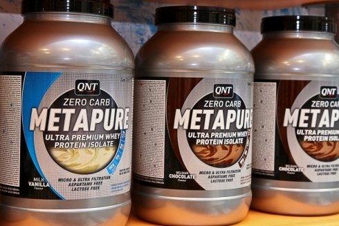 vendita proteine per sportivi