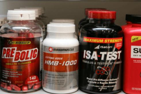 vitamine ed integratori per gli sportivi