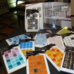 mosaico, prodotti delle migliori marche di ceramiche, sintesi
