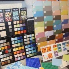 rivestimenti con vari colori, esigenza del cliente, rivestimenti