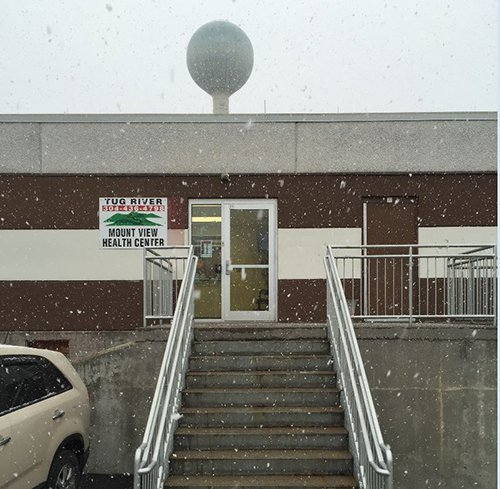 Exterior view of the most trusted medical clinic in Welch, WV
