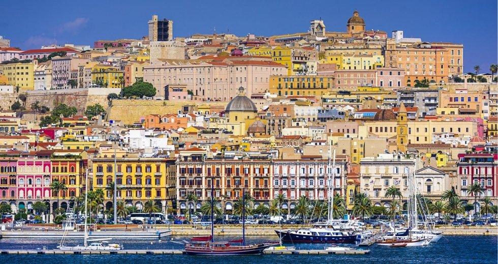 centro storico Cagliari