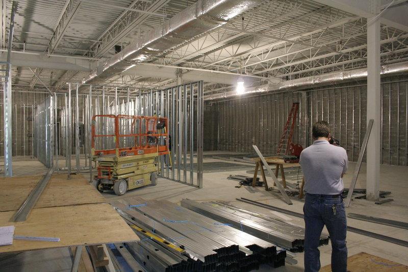 Commercial Construction near Warwick, NY