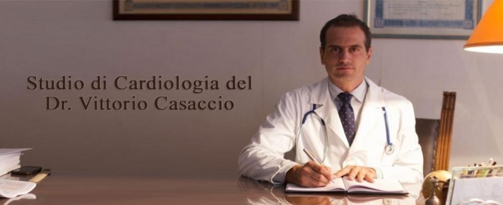 studio di cardiologia catania Casaccio Vittorio