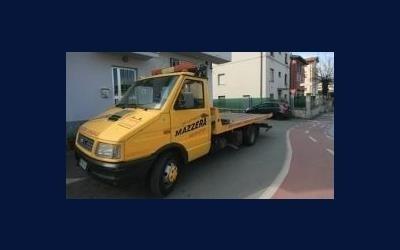 soccorso stradale Elettrauto Mazzera