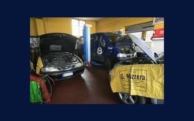 officina meccanica Elettrauto Mazzera