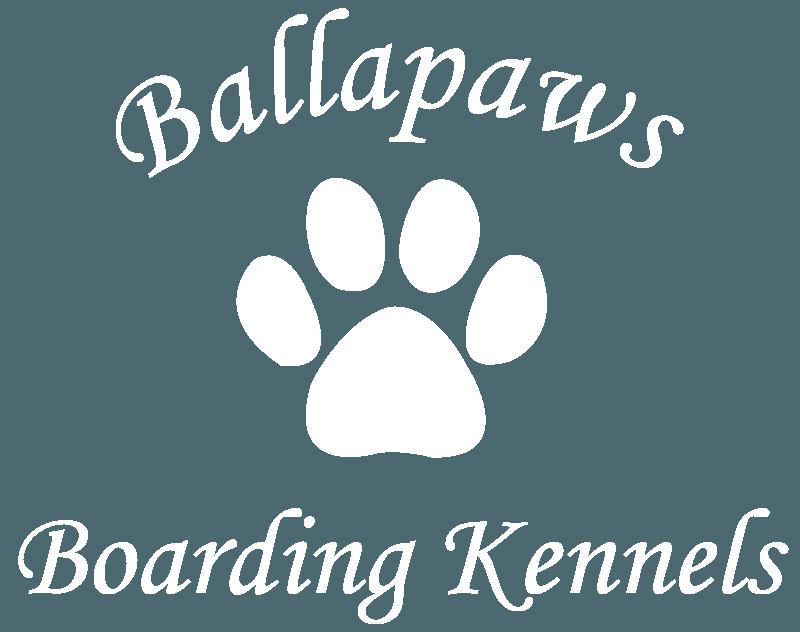 Ballapaws Boarding Kennels Logo