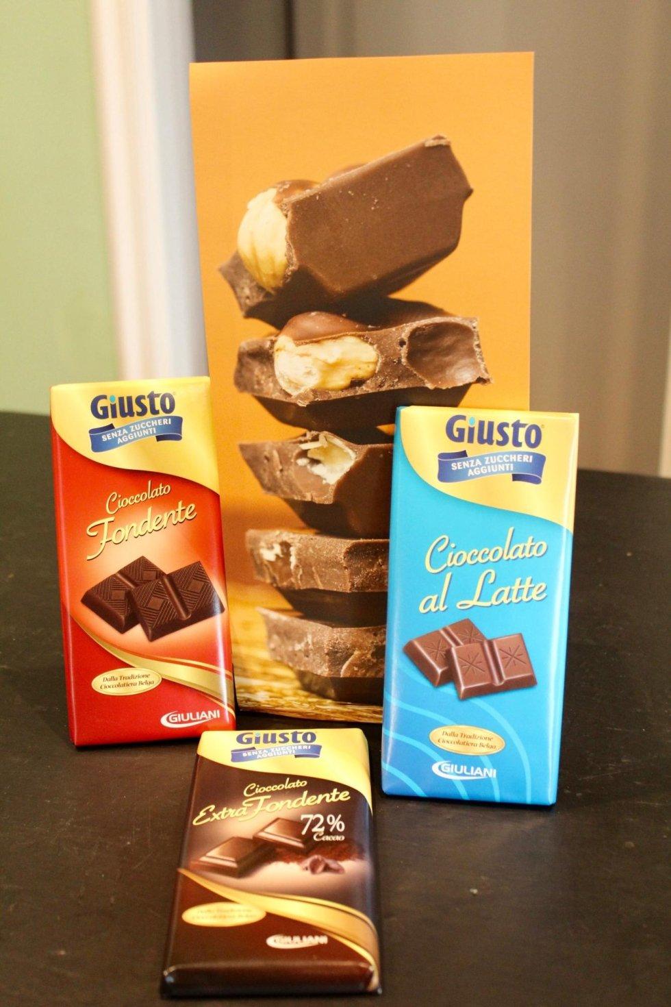 Cioccolata senza zucchero