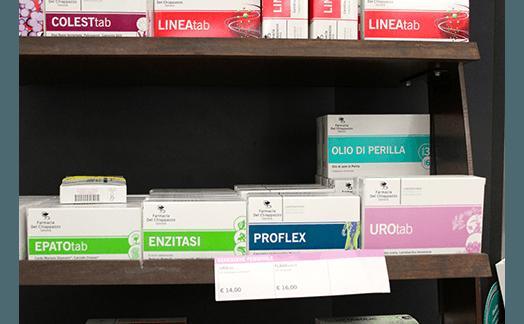 integratori farmacia del chiappazzo