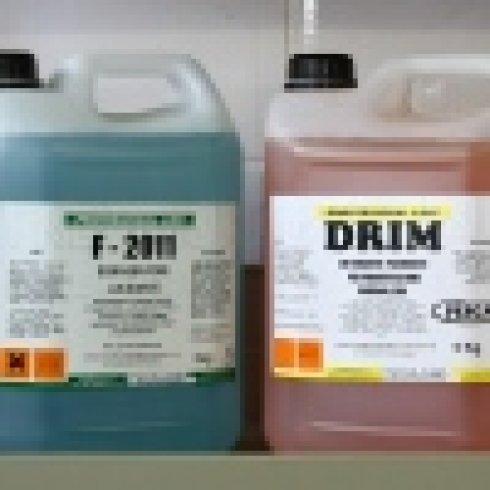 Sverniciatori, antivernici, detergenti pulizia