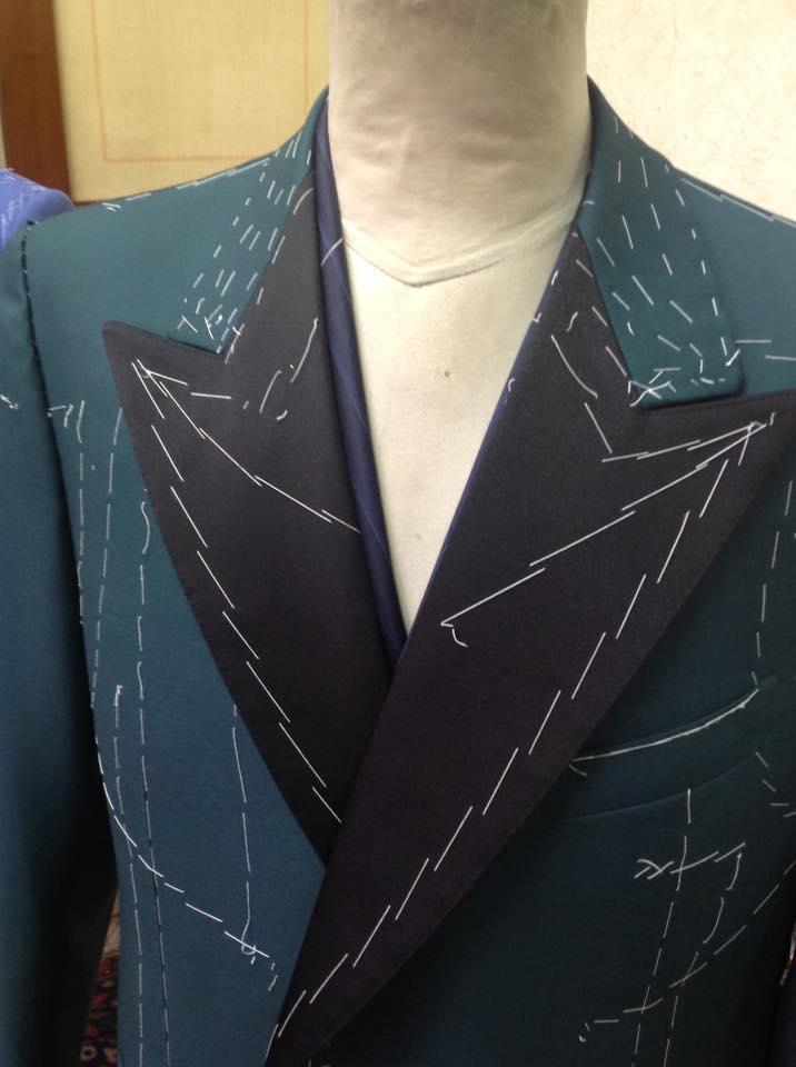cartamodello abito da uomo
