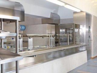 Lavorazioni acciaio inox monterotondo punto sistem for Arredamenti monterotondo