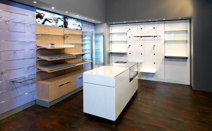 Arredamenti bar roma punto sistem for Prisma arredo negozi