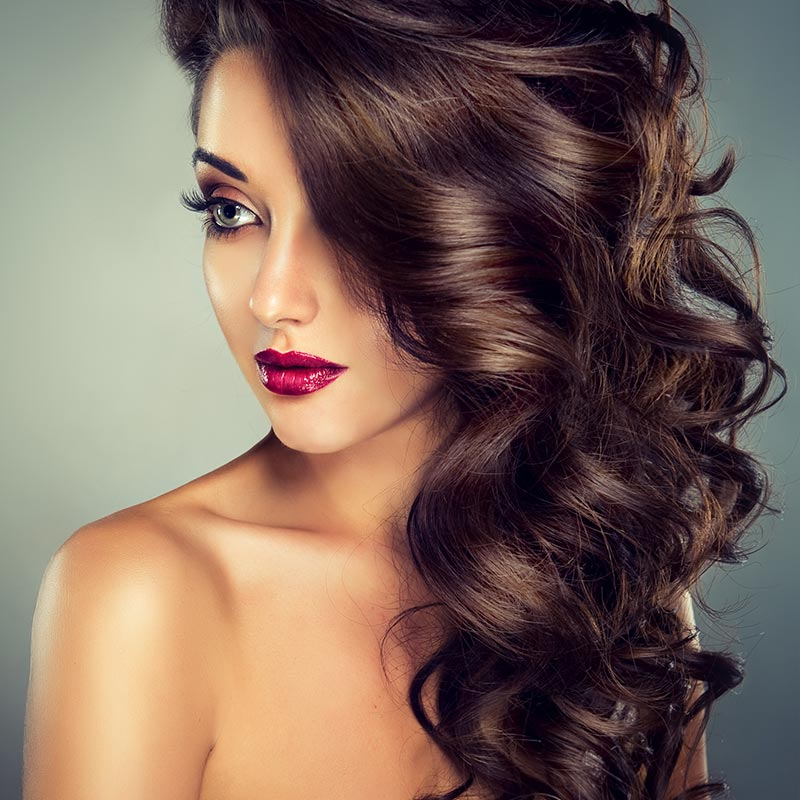 Hair weaving and extensions in Preston
