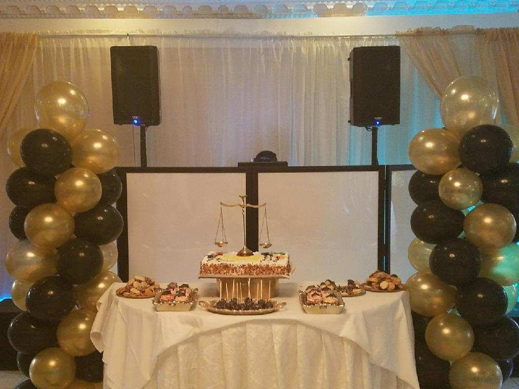 Basic DJ Setup, DJ, Graduation Party, Wedding, Sweet 16, Bar/Bat Mitzvah
