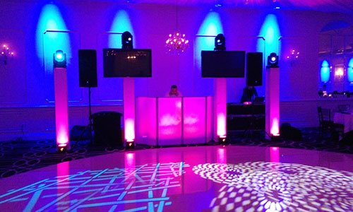 Wedding, South Hackensack, Moving Heads, 4k TV's, TV Display, Sweet 16, Bar/Bat Mitzvah